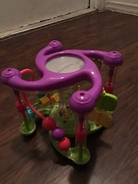 toddler's pink and green plastic toy Kissimmee, 34741