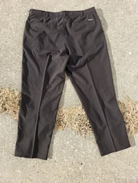 Men's black slacks (size 38x30) Elkridge, 21075