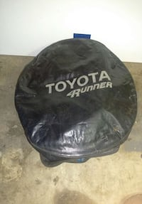 Toyota Tire Cover