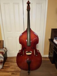 FUJIYAMA FB-10L Bass. Size 3/4 With Soft carry bag Coquitlam, V3E 2B2