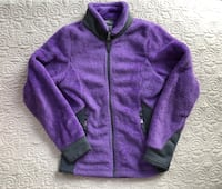 "Girls Full Zip "" Champion"" Brand Fleece Jacket Wilmington, 19806"