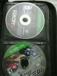 Xbox One game disc with case London, N5W 4X6