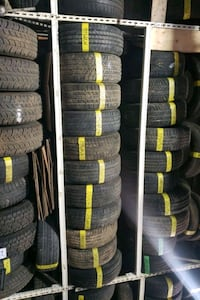 """16 """" tire 60$ each, single and set"""