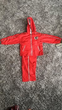 Authentic Licensing Calgary Flames Tracksuit Markham, L3P 0N2
