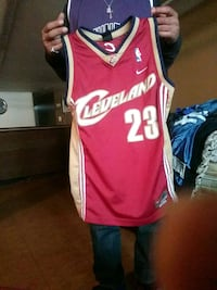 Authentic collectible Lebron James Jersey Chicago, 60651