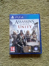 Sony PS4 Assassins Creed Unity gioco di casi Loano, 17025