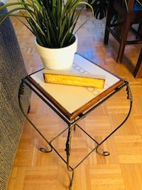 Side Table / Flower Stand  Toronto, M9C 1R6