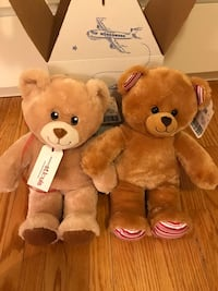2 new build a bear workshop for $25 . 1 for $15