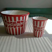 Large Popcorn Bowl & Cup Calgary, T2R 0A3