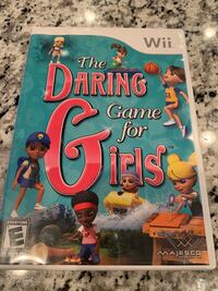 Wii The Daring Game for Girls Goose Creek, 29445