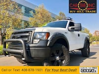 2013 Ford F-150 XLT 4x4 2dr Regular Cab Styleside 6.5 ft. SB San Jose, 95126
