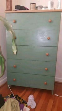 5 Drawer Chest of Drawers Frederick