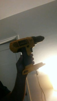 black and brown cordless hand drill Hollywood, 33020