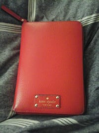 red leather bi-fold wallet North Highlands, 95660