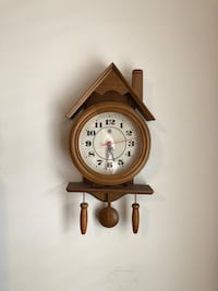 Old time clock