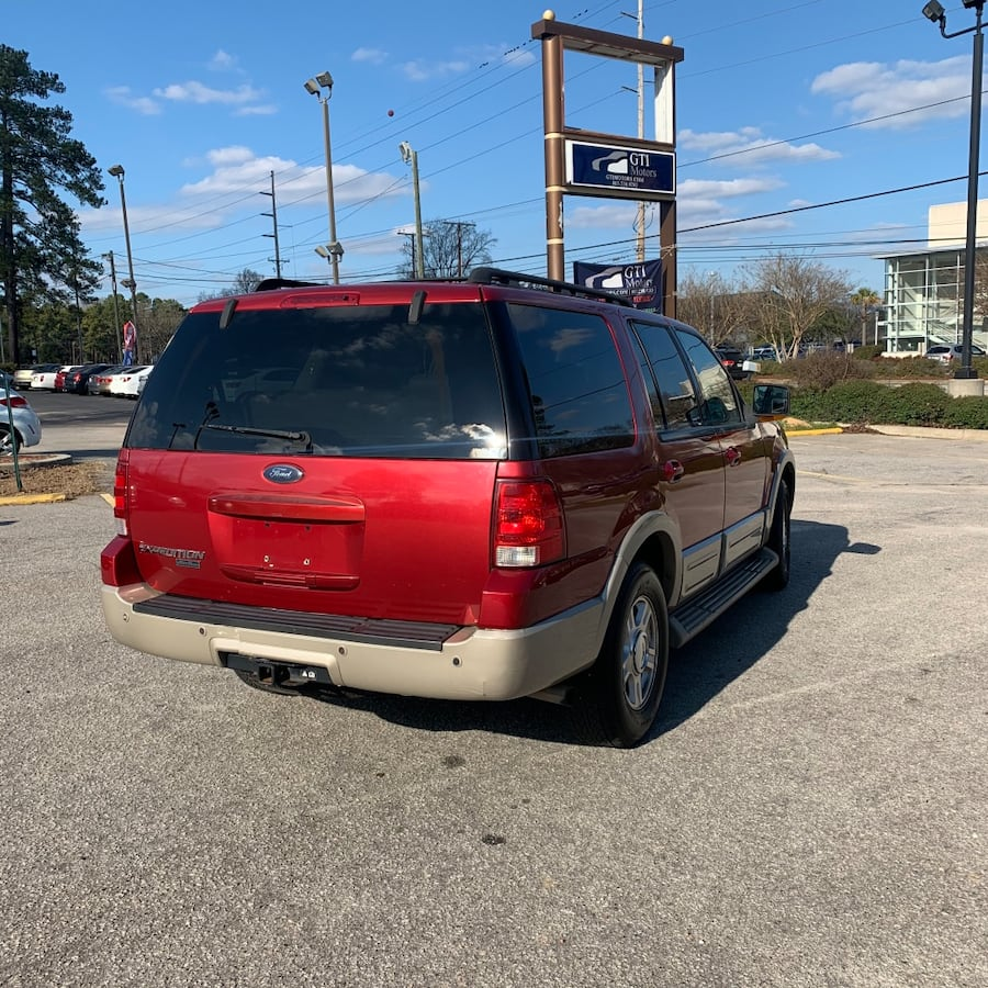 2006 Ford Expedition Eddie Bauer 5.4L 64ded701-9939-4e0d-9246-dcebbeb9f9f0
