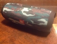 Camouflage Blue Tooth Speaker Memphis, 38128