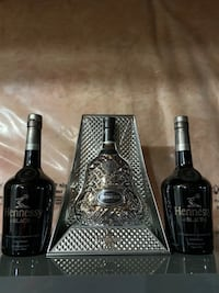 Silver Hennessy XO - Exclusive Collection  Toronto, M8Z