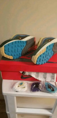 New Nike Air Max / Sean Wotherspoon's I/97 / 9.5 Woodbridge, 22191