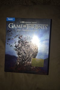 Game of Thrones the Complete Series(Blu-Ray)