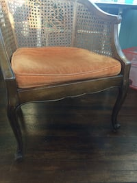Vintage Cane Back Chair Pittsburgh, 15206