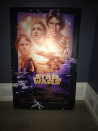 STAR WARS canvas nee Toronto, M3H 1K7