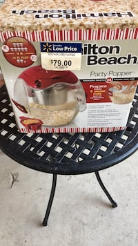 Popcorn air popper never been used Alexandria, 22308
