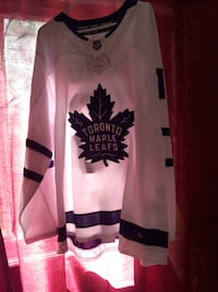 Authentic Mitch Marner away jersey LONDON