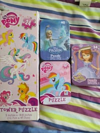 Kids puzzles Clear Brook, 22624