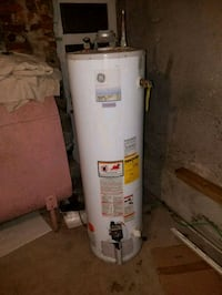FREE!! Gas hot water heater for scrap metal