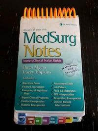 Nurses Med Surg Notes Mississauga, L5A 3Y3