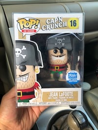Jean LaFoote Funko Pop (EXCLUSIVE) Cypress, 90630
