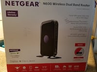 Netgear N600 Wireless Dual Band Router Mesa