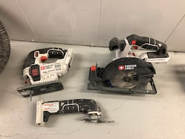 Construction tools- $10 each firm 1st come first serve