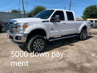 2012 Ford F-250 con 5000 down payment  Houston