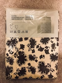 IKEA Ransby Queen Duvet & Pillow Cases Mississauga, L5A
