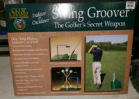 Golf swing groover 2052 mi