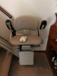 Automatic Stair Lift Plum, 15239