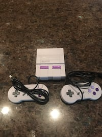 white Nintendo Wii console with controller Alexandria, 22310