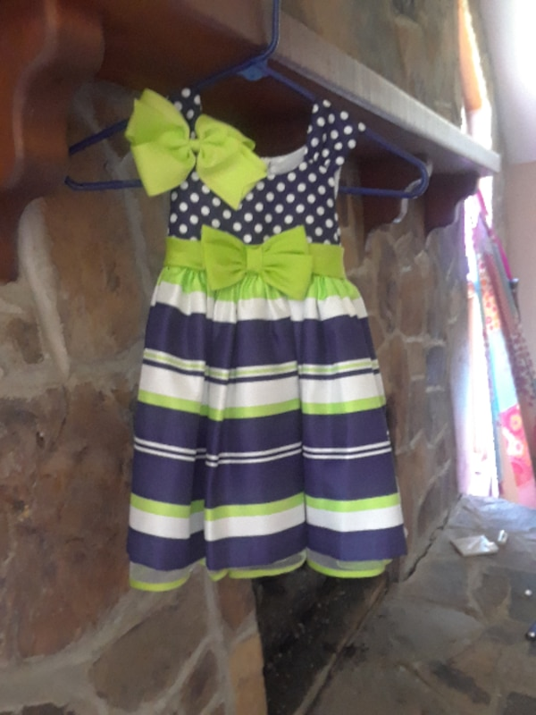 Bonnie Jean girls 2t dress