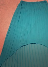Turquoise Skirt BOWIE