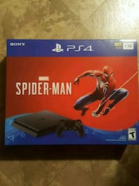 PS4 Console. Playstation 4 1TB with spiderman gsme Manassas, 20111
