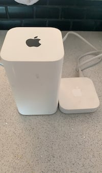 Apple Airport Extreme Wifi + extender