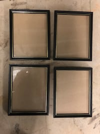 4 picture frames for certificate or pictures Mooresville, 28117
