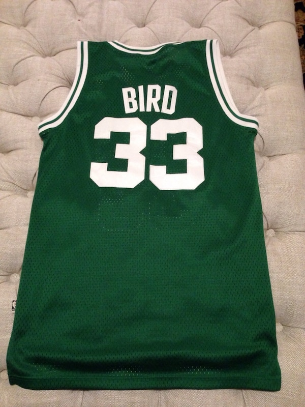best website b8109 f408a Larry Bird Jersey