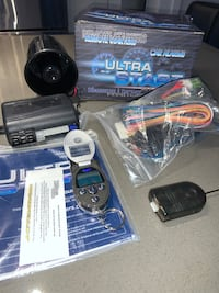 Ultra Start Car Starter- New