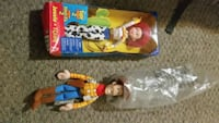Toy Story 2 woodie and cassie Calgary, T3J 3M7