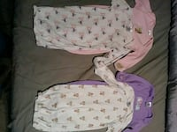 (4) 0-6 month Girl Gowns Bowling Green, 42101