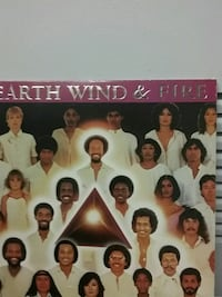 Earth Wind & fire Record Washington, 20001