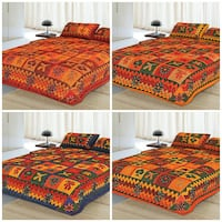 Bedsheets from Jaipur pure 100% cotton